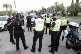 New joint operation to stamp out illegal drinking parties in Palma