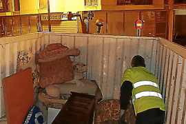 Junk collection row in Palma intensifies