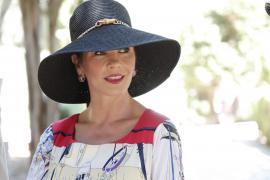 Catherine Zeta-Jones takes to filming in Mallorca