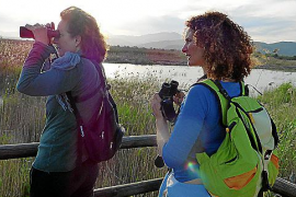 Birdwatching for lengthening the tourist season