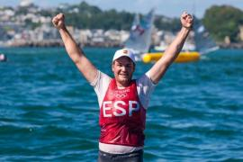 Minorcan sailor scoops Olympic medal in Tokyo
