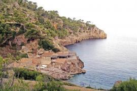 Cala Deya boathouse recovery project