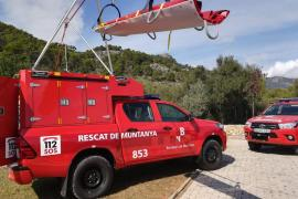 Foreigner dies after falling from a cliff in Puerto Soller