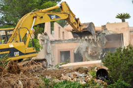 Council getting serious about illegal building demolition
