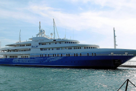 A yacht fit for a queen