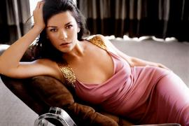 Actress Catherine Zeta Jones is currently on an extended holiday stay on Mallorca