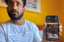 'It breaks my heart,' Afghan in Madrid fears for relatives in Kabul