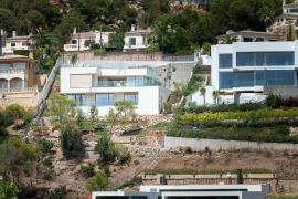 Luxury homes in Costa d'en Blanes, Mallorca