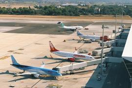 Aena plans to increase the number of passengers at Palma Son Sant Joan