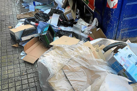 Traders' association adds its criticism of Palma's rubbish collection