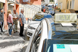 No increase in Palma taxi-drivers' hours of working