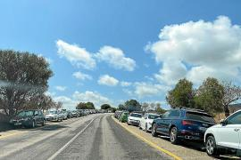 Parking problems continue at Cala Varques