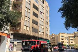 Woman dies in apartment fire in Palma