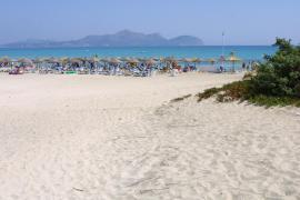 Son Bauló beach, Mallorca