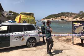 Guardia Civil in Ibiza