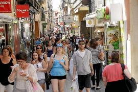 Just over half the Balearic population was born on the islands