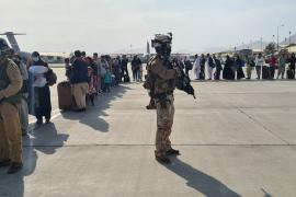 Spanish bases to be used for Afghan refugees
