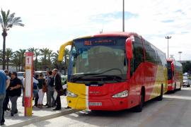 Strikes start on western region buses