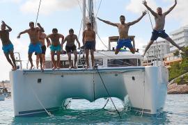 Nautical tourism in Mallorca