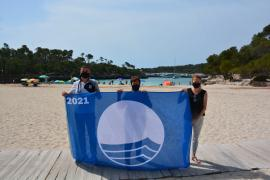 """Blue Flags in Mallorca have not made a positive contribution in """"geo-environmental terms""""."""
