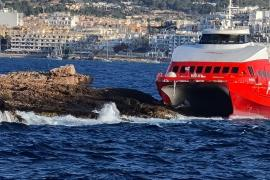 No fuel spills following Ibiza ferry accident