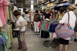 Growth in Balearics retail sales way above other regions