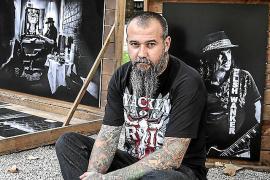 Motörhead exhibition at La Misericordia in Palma
