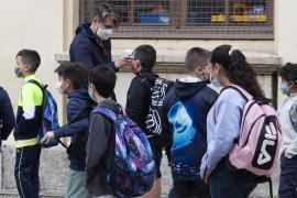 No isolation for vaccinated pupils in close contact with positive cases