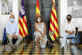 """Balearic president says that it has been a """"very good"""" season"""