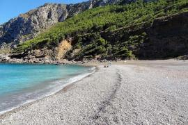Playa des Coll de Baix, Mallorca.