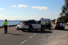 British woman killed while crossing Alcudia-Puerto Pollensa road