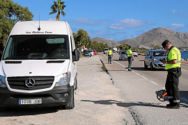Petition for road safety where British woman was killed in Pollensa