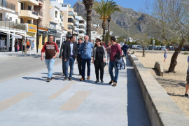 Puerto Pollensa pedestrianisation second phase knocked back again