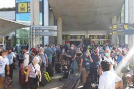 Chaos at Palma airport: My view