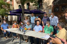Palma businesses and residents condemning town hall management