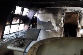 Short circuit caused Playa de Muro hotel fire