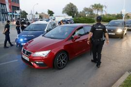 Police operation as Mallorca starts weekend without nighttime restrictions