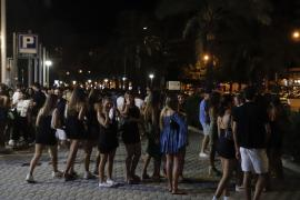 """No """"incidents"""" in Palma on first Friday night without restrictions"""