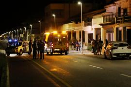 13% of Palma prisoners are for road safety offences