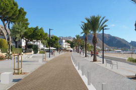 Council of Majorca commits to Puerto Pollensa pedestrianisation funding