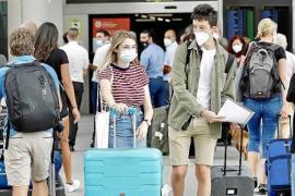 Palma Airport passenger figures recovering