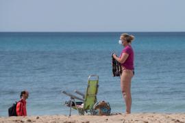 Viewpoint: Masks on beaches