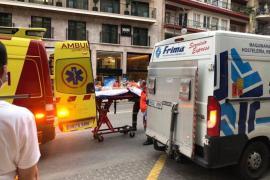 Two minors hit by van in Palma