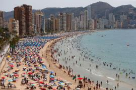 """The Blog: Tourism model and the """"Benidorm Effect"""""""