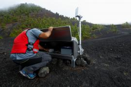 Authorities kept almost half the island's population on yellow alert for an eruption.
