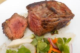 The restaurant review: A mixed grill deal for RED MEAT fans