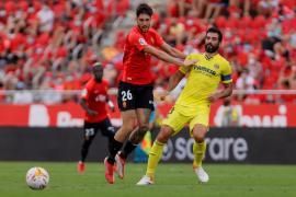 A point for Mallorca against Villarreal