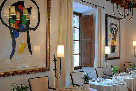 New Miró exhibition at Belmond La Residencia