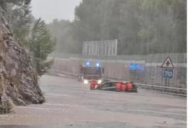 Flooding in Alcudia