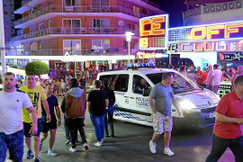 Hotel expulsions in Magalluf increase by 50%